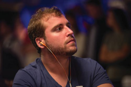 Thomas Marchese, a young man who made a future through poker