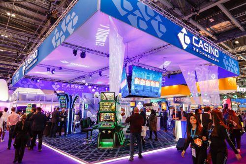 Casino Technology încheie multiple contracte pentru instalarea de aparate de joc în urma succesului înregistrat la ICE 2018