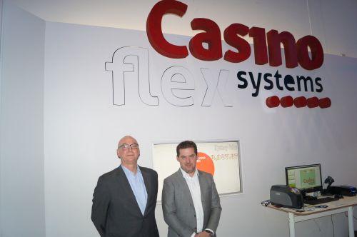 Mare interes pentru soluțiile CasinoFlex Systems în cadrul ICE