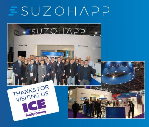 SUZOHAPP, un succes răsunător la ICE