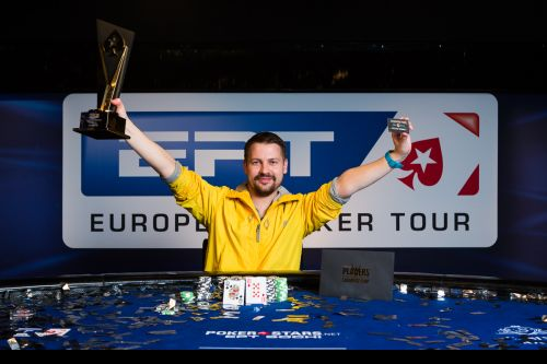 Sochi EPT 2018, Arseniy Karmatskiy won at home