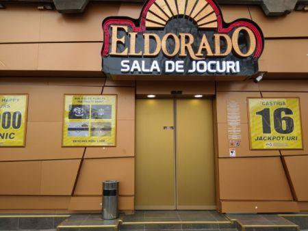 S-a deschis o nouă sală de joc Eldorado în București