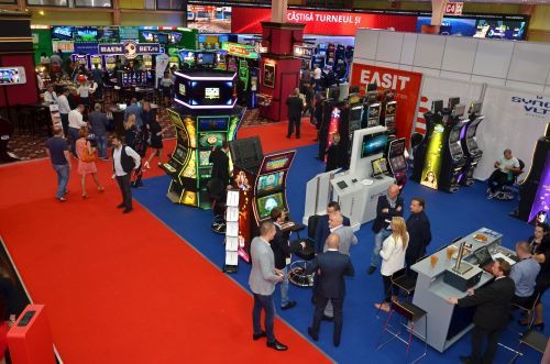 "Anton Vlad, Entertainment Arena Expo organizer:  ""EAE is the main meeting place for the gambling industry in  Central and Eastern Europe"""