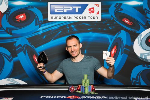 Justin Bonomo cucerește un nou titlu la EPT Monte Carlo