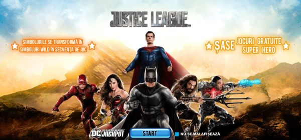 What online slot machines we should play (8)  Justice League