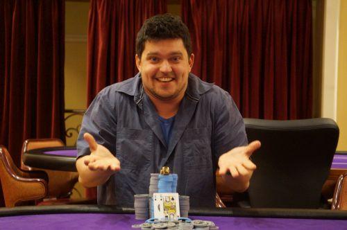 Valentin Vornicu a câștigat cel de-al 12-lea inel de campion al WSOP Circuit
