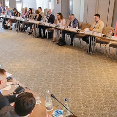 THE CONFERENCE ON THE ACTUAL PROBLEMS IN ROMANIAN GAMBLING ORGANIZED BY AOJND AND CASINO INSIDE WAS A SUCCESS