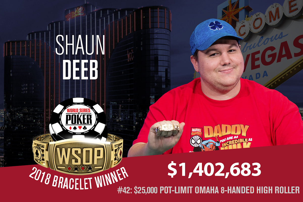 Shaun Debb - WSOP