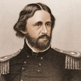 John C. Fremont, the man showing the path