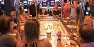 Sigma Derby, part of Vegas gambling history