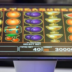 During EAE  Casino Technology offers floor diversification with EZ MODULO™ slot machine
