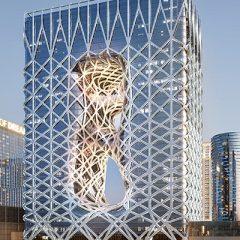 """Morpheus, care a fost deschis recent, reprezintă """"noua emblemă"""" a orașului Macao"""