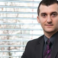 Domnul Dan Alexandru Ghita este noul Sef de Cabinet al Presedintelui ONJN, Domnul Teodor Tiberiu Alin Ion