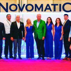 NOVOMATIC România, rezultate excepționale în cadrul EAE 2018
