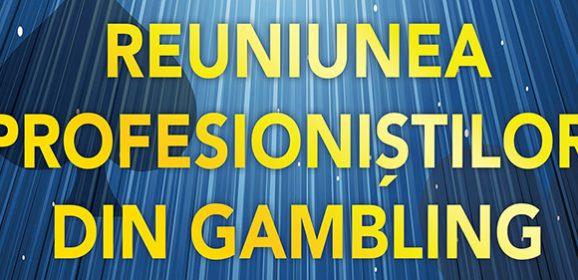 """Panelul """"2018, un an cu importante modificări ale cadrului de reglementare"""" isi face aparitia in programul evenimentului ReUniunea Profesionistilor din Gambling 7"""