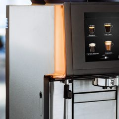 ALCOR and WMF, together for a great quality espresso!