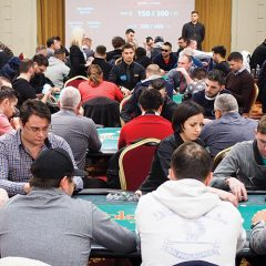 Unibet Open Ski Edition, poker intens în Sinaia by PokerFest
