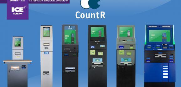 """Produsele """"CountR Cash Systems"""" selectate din nou de Game World /City Park Mall, Constanța/ ca soluție de răscumpărare de tichete!"""