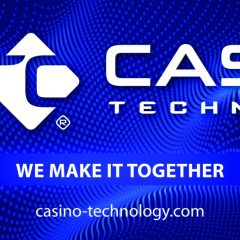 Casino Technology launches new high end slot machines at ICE 2019
