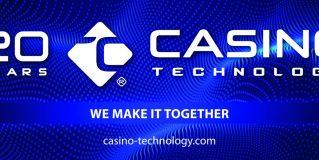 Casino Technology lansează un nou aparat de joc de înaltă clasă în cadrul ICE 2019