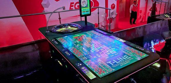 Luxoasa masă de ruletă LTT – prima instalare în România