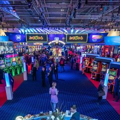 NOVOMATIC  presents an extensive range of products at ICE 2019