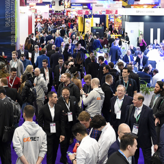 "Kate Chambers, Managing Director, Clarion Gaming:  "" ICE London it's now a holistic event which serves the entire needs of the international industry"""