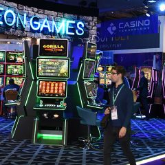 Casino Technology made a huge leap into new markets with its latest product offerings at ICE 2019