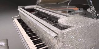 Toys for gamblers – Cele mai scumpe piane din lume