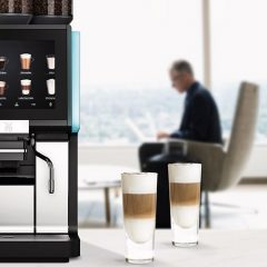 WMF 1500 S +, the perfect machine for a premium quality espresso