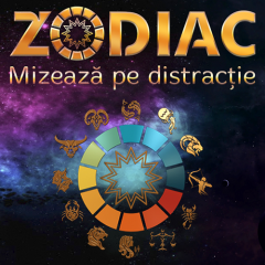 "Zodiac Sală Jocuri launches in force and presents the communication campaign ""Zodiac bets on a good time!"""