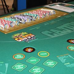 CAJUN STUD POKER, an exciting and successful casino game