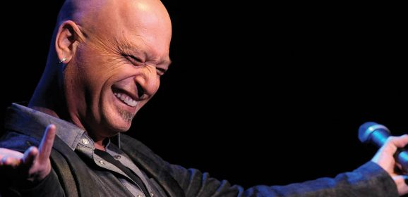 Vegas laughs with Howie Mandel