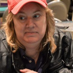Kathy Liebert, out of love for poker