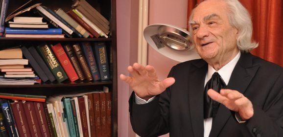 """(Română) Academician Profesor Dr. Leon Dănăilă:  """"Jocurile de noroc trebuie să fie privite ca un motiv de deconectare, de petrecere a timpului liber, ca o distracție"""""""