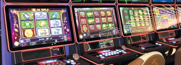 The latest contemporary EZ MODULO™ models of slot machines with installations across Romania