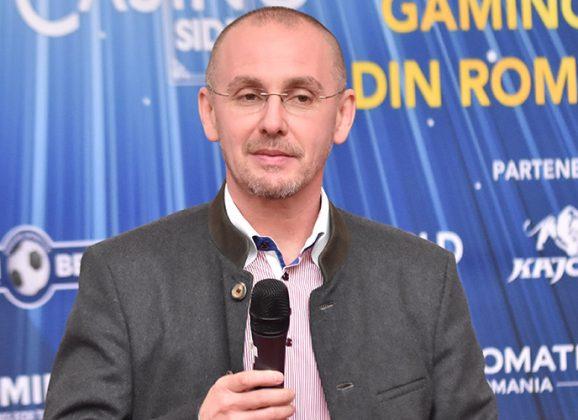 """Liviu Popovici, președinte Romanian Bookmakers:  """"O industrie responsabilă este o industrie sustenabilă!"""""""