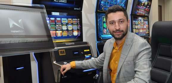 NEWTON – The future in the gambling industry