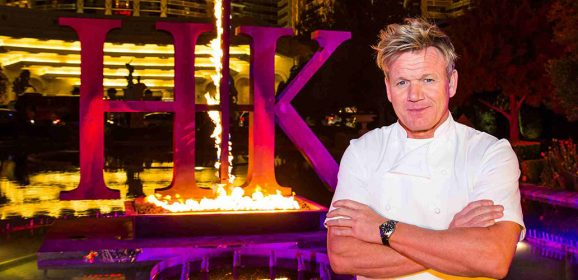 Gordon Ramsay, a chef's chef