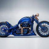 Toys for gamblers – Bucherer Harley Davidson Blue Edition, cea mai scumpă motocicletă din lume