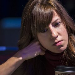 Kristen Bicknell, a cute faced terminator in poker