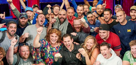 Dash Dudley wins $10,000 Pot-Limit Omaha Championship at 2019 WSOP