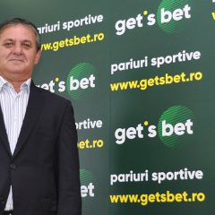 "Marius Lacatus, Get's Bet Ambassador: ""I'm happy to be the image of a serious company, with 100% Romanian capital"""