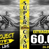 (Română) Pe 26 Septembrie DJ Project & Giulia vor sustine un concert in locatia ELDORADO din Bd Circumvalatiunii, Timisoara