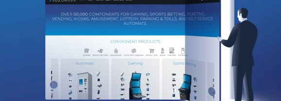 SUZOHAPP lanseaza un nou website dedicat componentelor la G2E