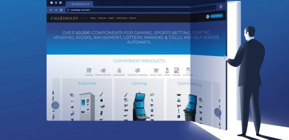 SUZOHAPP to Launch New Components Website at G2E