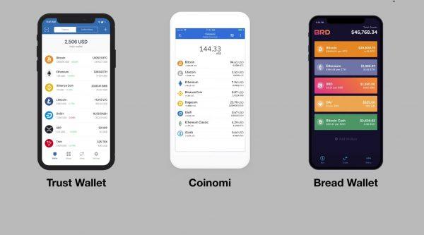 portofele cripto Android)