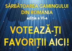 Sarbatoarea Gamingului din Romania - Editia a 6-a