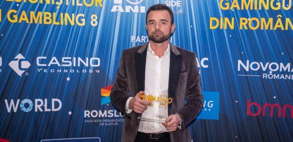Superbet a primit premiul pentru cel mai bun operator de jocuri de noroc online în 2019