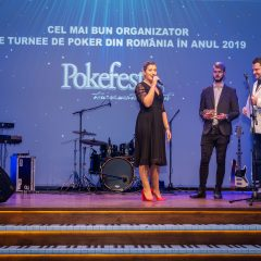 (Română) POKERFEST a primit premiul pentru cel mai bun organizator de turnee de poker din țară în 2019